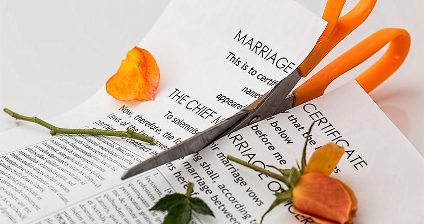 طلاق می تواند برای هر دو طرف سخت باشد 2
